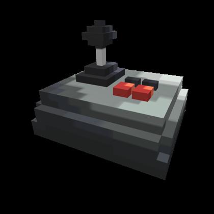 8-Bit Joystick Hat