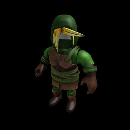 Adventurous Archer of the Forbidden Forest