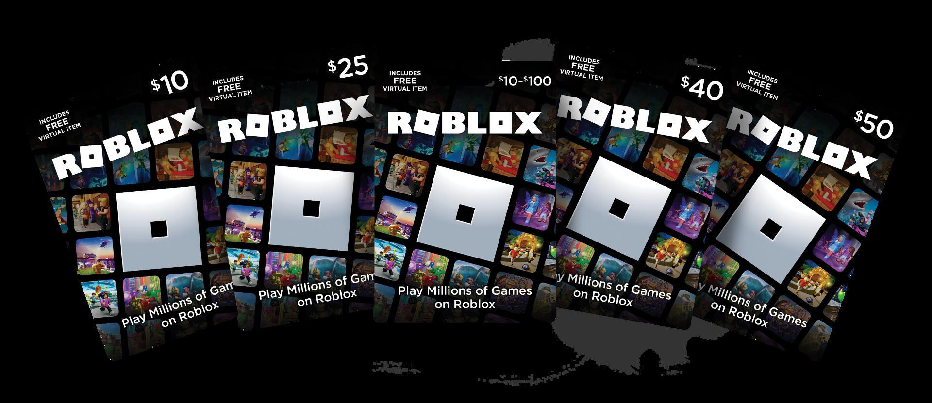 Gift card Roblox Wiki Fandom