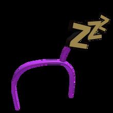 ZZZ Headband - Zara Larsson.png