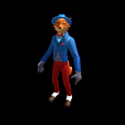 Fancy Mr. Fox