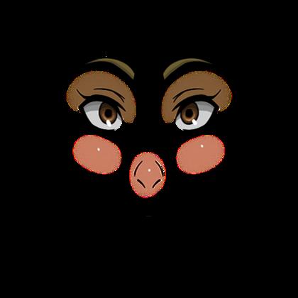City Life Woman - Face