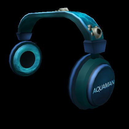Aquaman Headphones