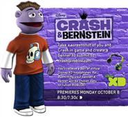 Crash & Bernstein Banner Contest Information
