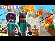 SURVIVING A METEOR SHOWER! - ROBLOX w- Thinknoodles