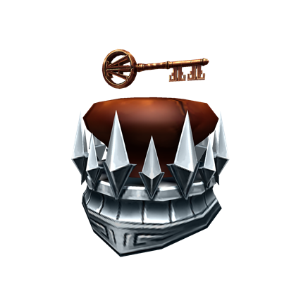 Copper Crown of Silver