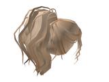 Catalog:Blonde Natural Trim Pony