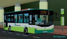 City of George HZG YX3 2 (1)