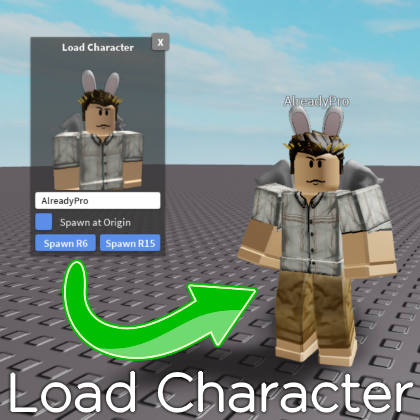 AlreadyPro/Load Character