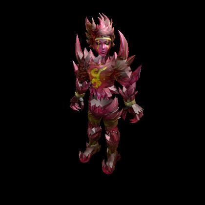 Crimsonan the Ruby God