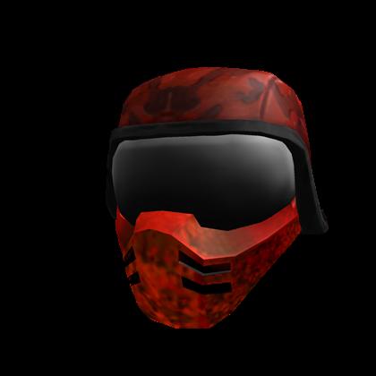 Adurite ROBLOX Militia Mask