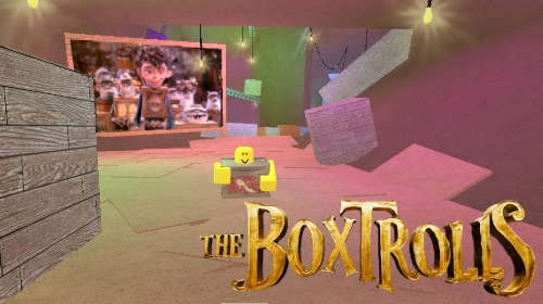 Games/The World of The Boxtrolls