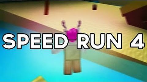 OFFICIAL ROBLOX Speed Run Trailer
