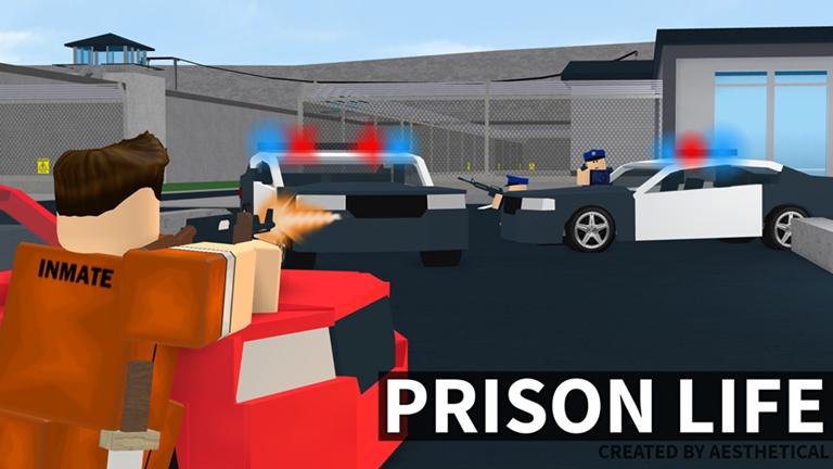 Prison Life v2.0