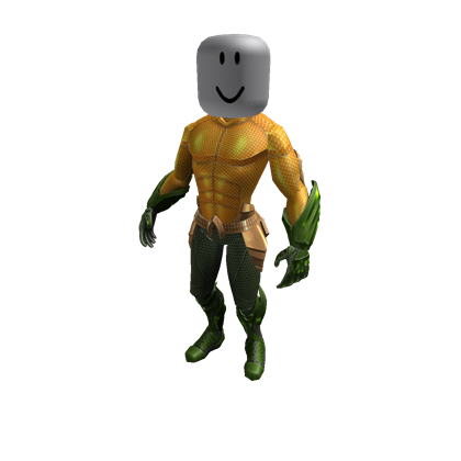 Aquaman's Hero Suit