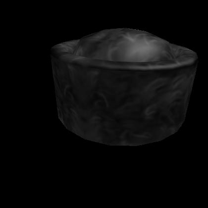 Black Fur Cap