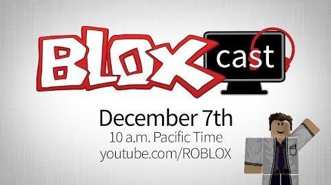 BLOXcast