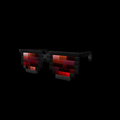 8-Bit Extra Extra Black Shades