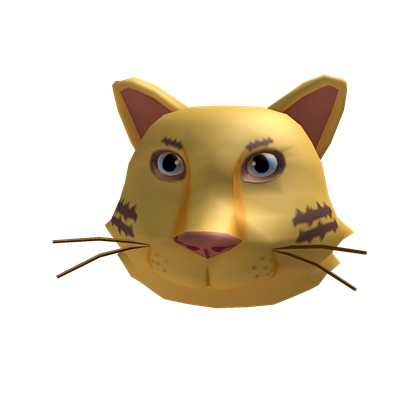 Blue Collar Cat Head
