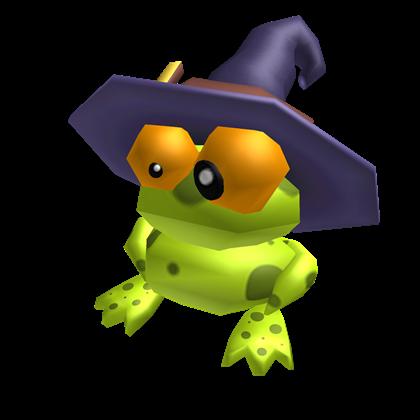 Bewitching Amphibian