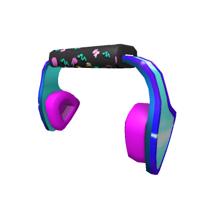 Gnarly Triangle Headphones