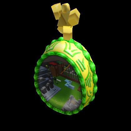 Chaos Canyon Sugar Egg