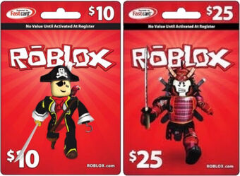 Roblox Gift Card Deals Roblox Card Roblox Wikia Fandom