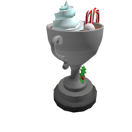 Silver Holiday Trophy