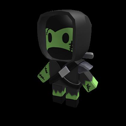 BLOXikin 10 Frankenstein Fusroblox