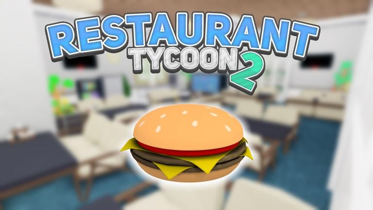 Restaurant Tycoon 2