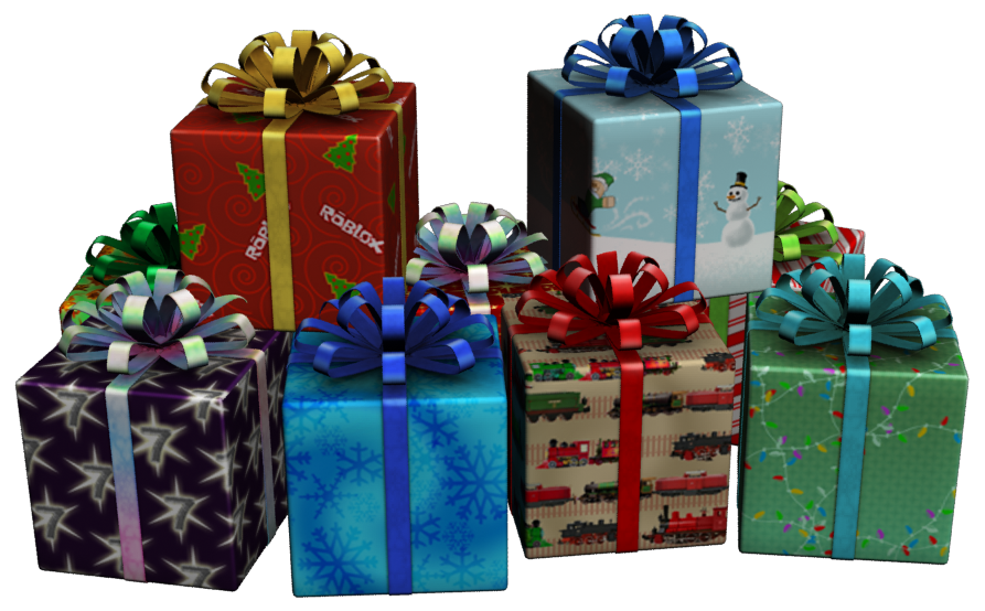 Roblox Christmas Gift 2018 Giftsplosion 2012 Roblox Wikia Fandom