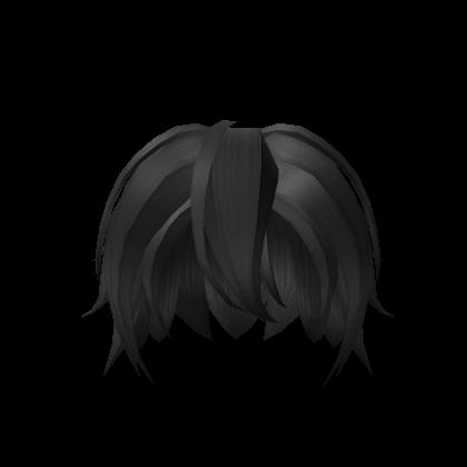 Catalog:Black Anime Hair Roblox Wiki Fandom