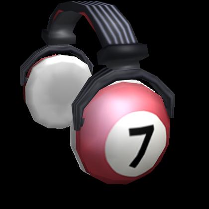 7-Ball Headphones
