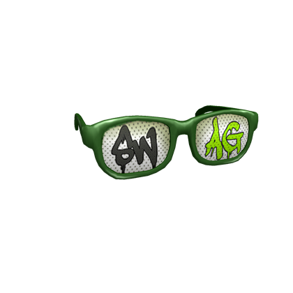 3/1 - 711 - Green Swag Shades