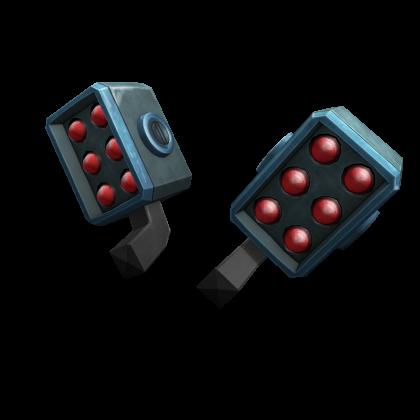 Blocky Mech - Missiles