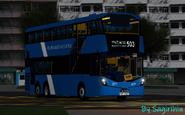 Hanwick City FT WR7921 503