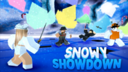 Snowy Showdown Icon