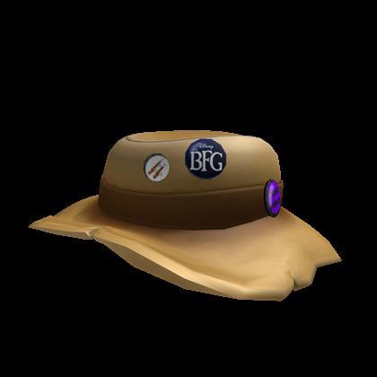 BFG Fishing Hat