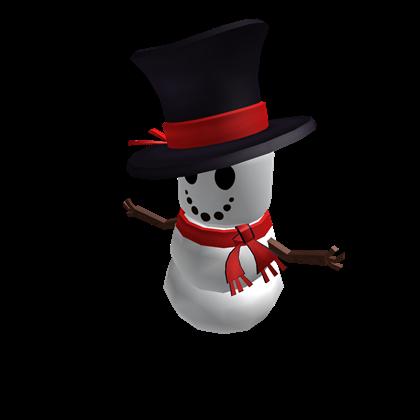 BLOXikin 33 Snowman