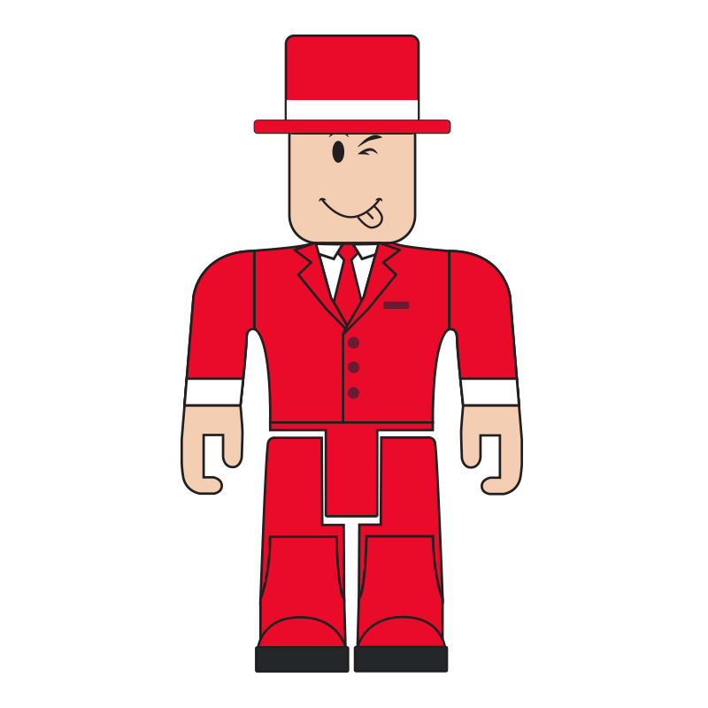Brand New Citizens Of Roblox Toy Figures With Virtual Roblox Toys Celebrity Collection Series 4 Roblox Wikia Fandom