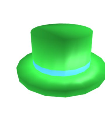 The First Hat Made By A User Roblox Catalog W S Top Hat Roblox Wikia Fandom