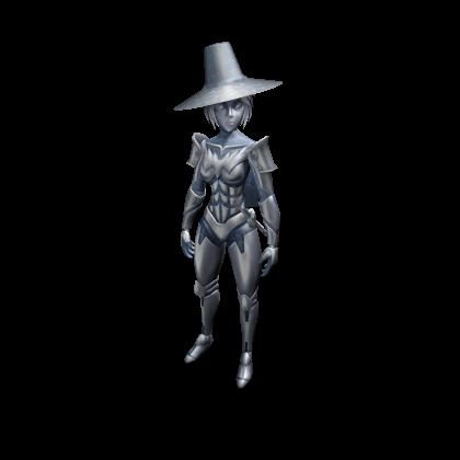 Aven the Silver Warrior