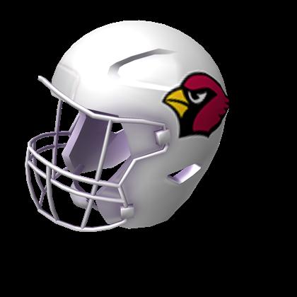 Roblox Nfl Legacy Roblox Catalog Arizona Cardinals Helmet Roblox Wikia Fandom