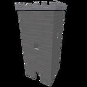 A screenshot of a ROBLOX tower.