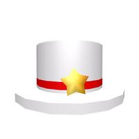 Roblox Star Hat Catalog Video Creator Top Hat Roblox Wikia Fandom