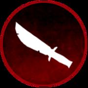 Survive the Killer! Deadly Killer Badge.png