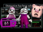 ZIZZY'S STORY + NEW TWINS SKIN!! - ROBLOX Piggy DISTRACTION (Not Chapter 12)