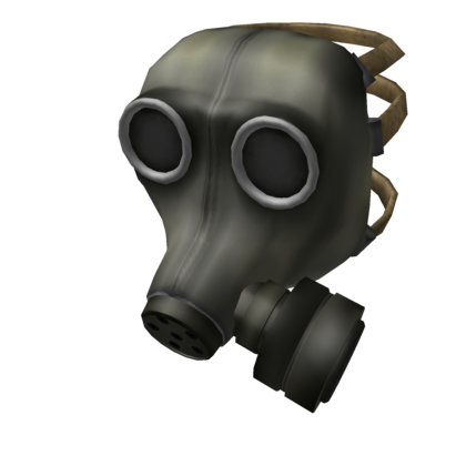 Roblox Gas Mask Outfit Obby For Free Robux Working Catalog M40 Gas Mask Roblox Wikia Fandom