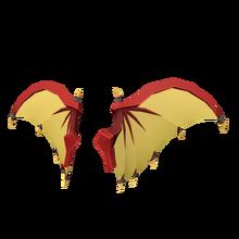 Bakugan - Dragonoid Wings.png