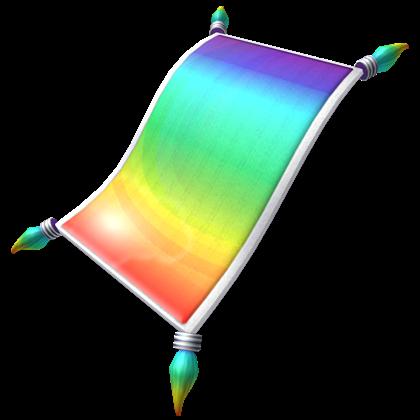 Rainbow Magic Carpet